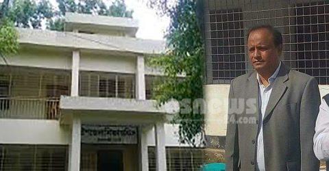সোনাগাজী উপজেলা প্রাথমিক শিক্ষা অফিসার হিটলারের বিরুদ্ধে নানা অভিযোগ